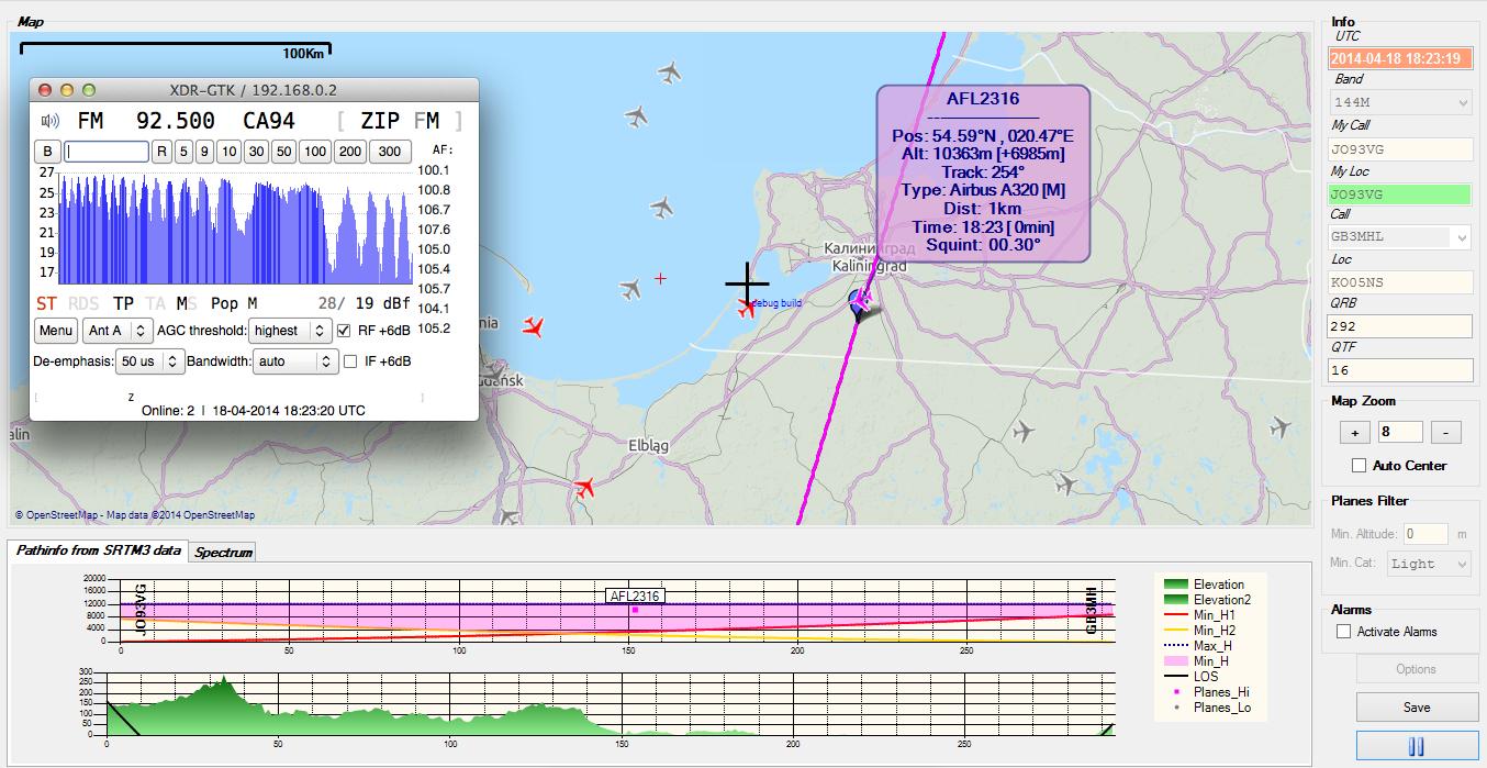 AirScout – wyśledź swojego airscattera